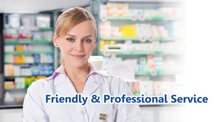 friendly & professional service
